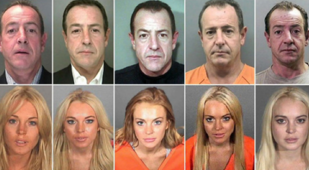 Michael Lohan: Breakin' the Law!