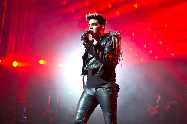 32 Glam-Tastic Photos of Adam Lambert