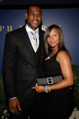 Savannah Brinson Photos: LeBron James' Wife & Best Friend