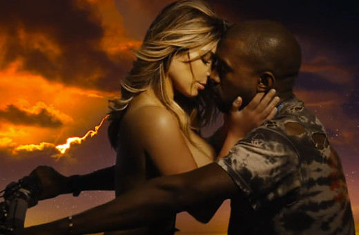 27 Kute and Kuddly Kimye Photos