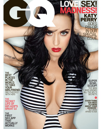 Katy Perry GQ Pictures (February 2014)