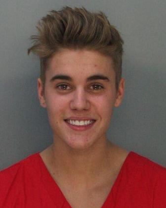 45 Scandalous Celebrity Mug Shots