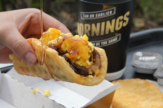 Taco Bell Breakfast Menu: Yummy?