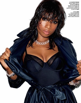 Jennifer Hudson V Magazine Pics: HOT!