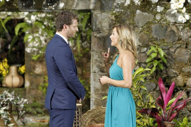 I Like You a Lot: The Bachelor Season Finale Pics