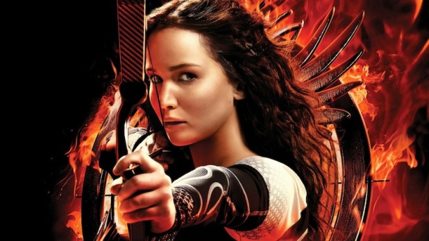 21 Fiery Photos of Jennifer Lawrence as Katniss Everdeen