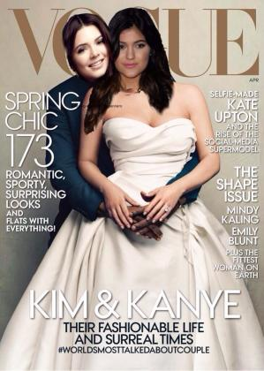 8 Parodies of the Kimye Vogue Cover