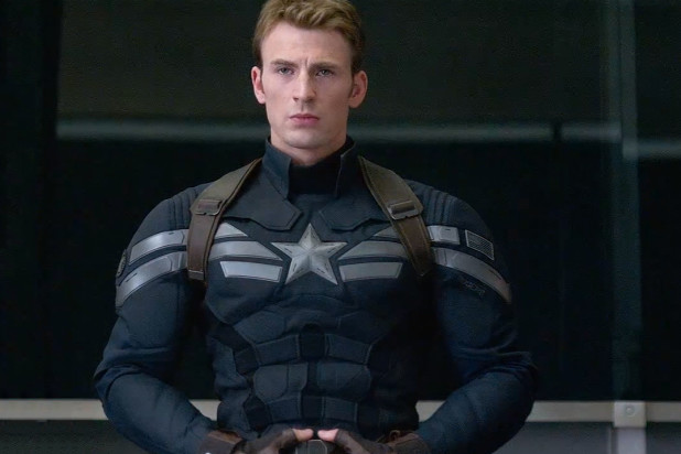 Captain America: The Winter Soldier Photos