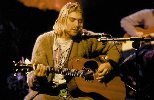 7 Iconic Photos of Kurt Cobain