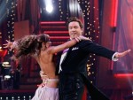 Karina Smirnoff and Rocco DiSpirito