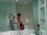 Rihanna Bathroom Pic