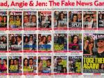 Fake Brangelina News Covers