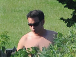 Jon Gosselin Shirtless