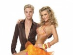 Derek Hough and Joanna Krupa