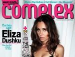 Eliza Dushku Complex Cover