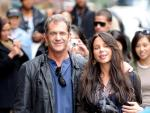 Oksana Grigorieva and Mel Gibson Picture
