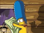 Marge Simpson Naked