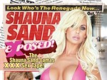 Shauna Sand Sex Tape Cover