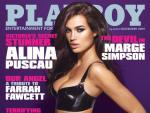 Alina Puscau, Playboy