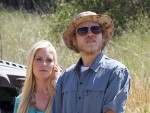 Spencer Pratt and Heidi Montag Look On