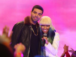 Drake and Nicki Minaj