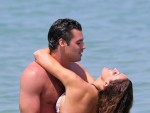 Matt Hahn and Rachel Uchitel