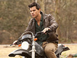 Taylor Lautner in Breaking Dawn