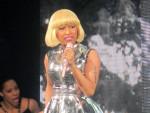 Nicki Minaj on Stage