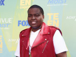 Sean Kingston at the TCAs