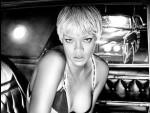Rihanna Lingerie Picture