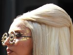 Lady Gaga Eyeball Sunglasses