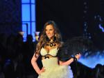 Alessandra Ambrosio at the Victoria's Secret Fashion Show