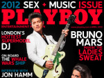 Bruno Mars Playboy Cover