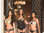 Kardashian Kollection Lingerie Ad