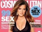 Khloe Kardashian Cosmo Cover