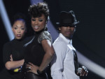 Jennifer Hudson and Ne-Yo
