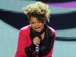 Rachel Crow on The X Factor