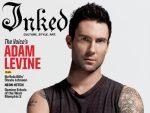 Adam Levine Inked