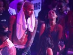 Chris Brown and Karrueche Tran Photo