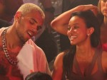 Karrueche Tran, Chris Brown Photo
