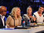 X Factor Panelists