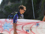 Matthew McConaughey Surfing Photo