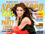 Ashley Greene Seventeen Cover