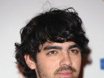 Joe Jonas with Facial Hair