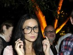 Demi Moore, Large Glasses