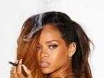 RIhanna Smoking Pic