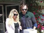 Eric Johnson, Jessica Simpson Photograph