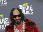 Snoop at the MTV Movie Awards