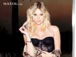Ashley Benson Maxim Photo