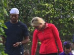 Tiger Woods, Lindsey Vonn, Kids